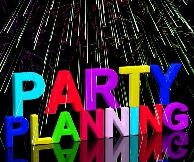 Hoop Party Ideas